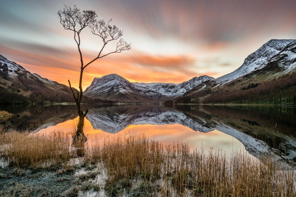 Spring into March in  The Lake District